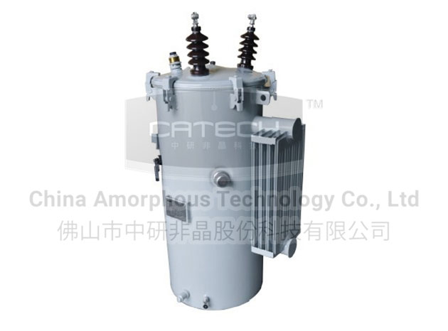 nanocrystalline core transformer